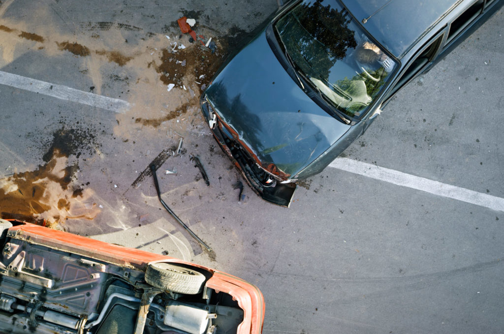 WHAT ARE THE LEGAL RIGHTS OF THE CAR ACCIDENT VICTIM IN INDIANA?