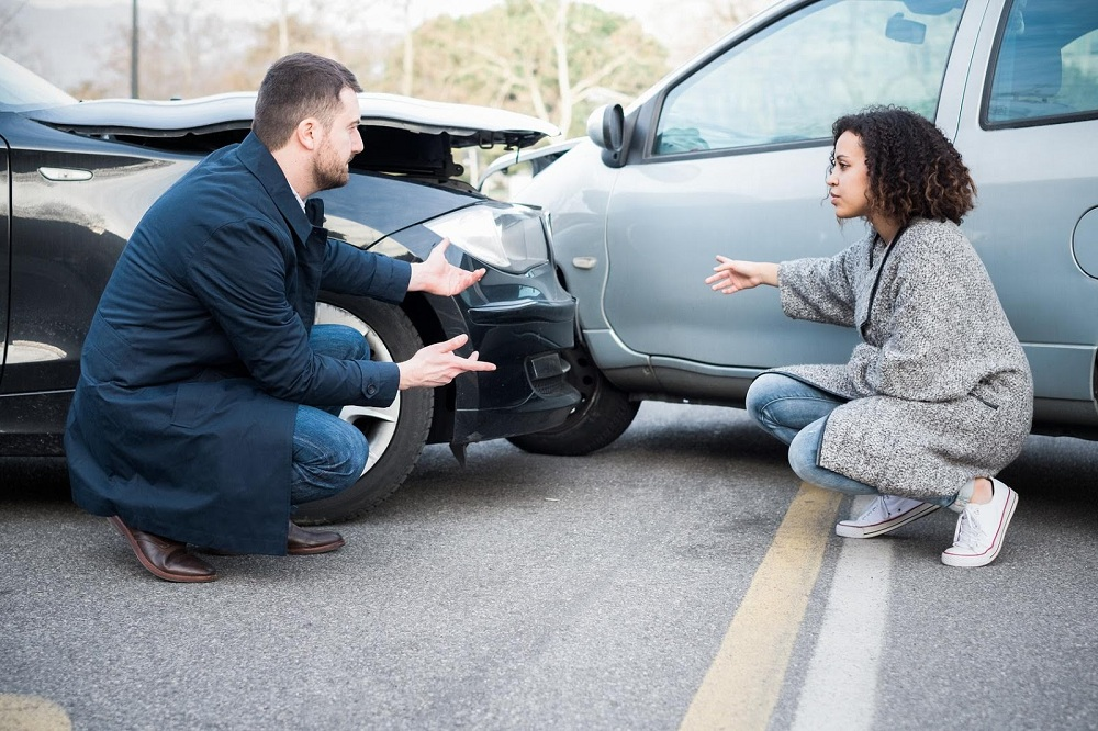 What to Do When You are at Fault in an Accident