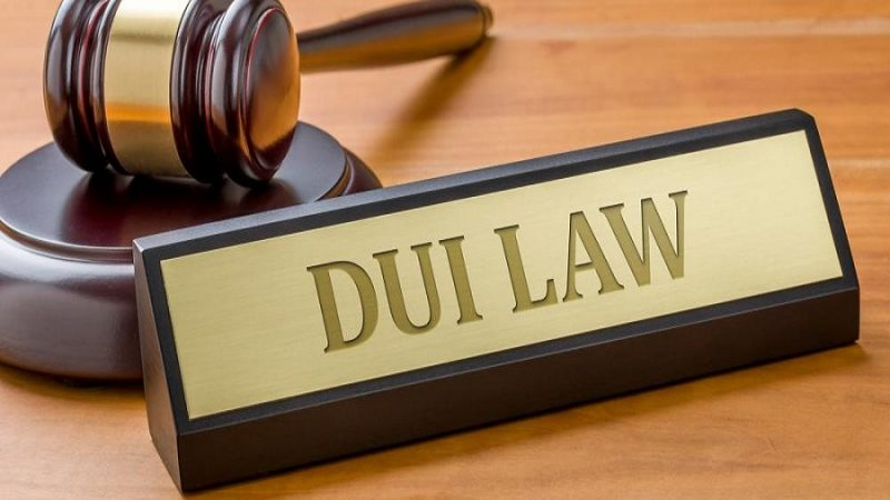 What To Expect When You Are Charged For DUI